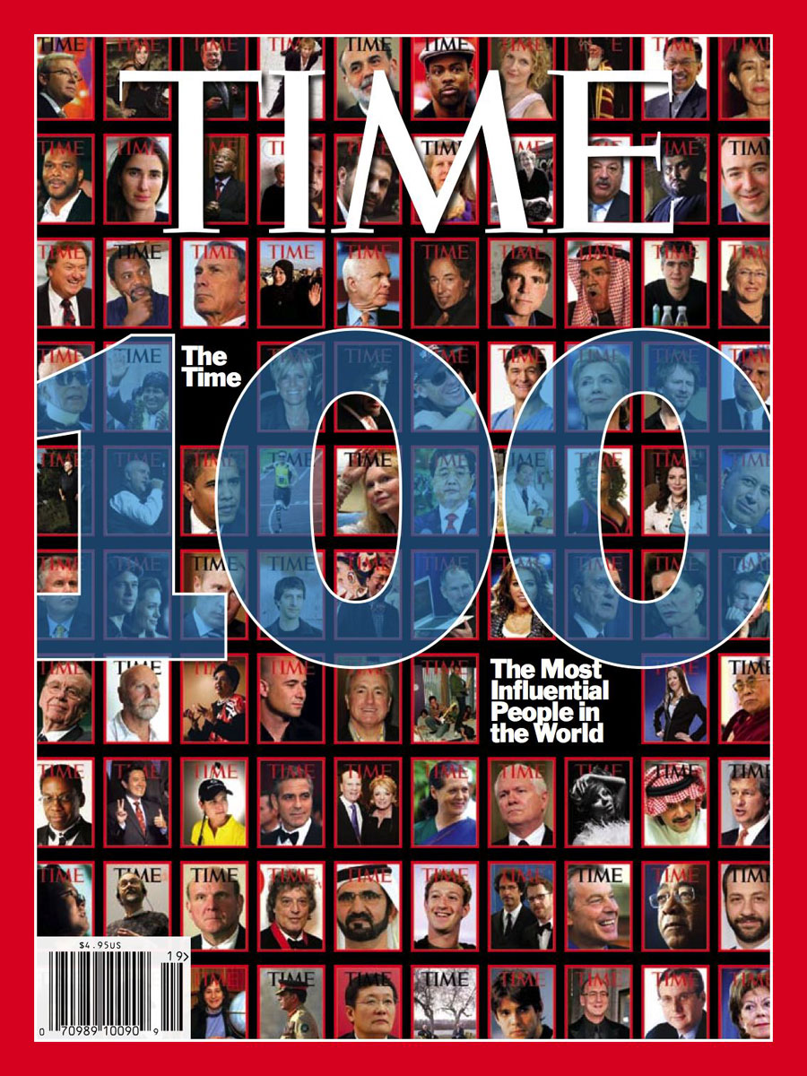 "Fethullah Gulen among TIME Magazine's ""World's 100 Most Influential People"" for 2013"